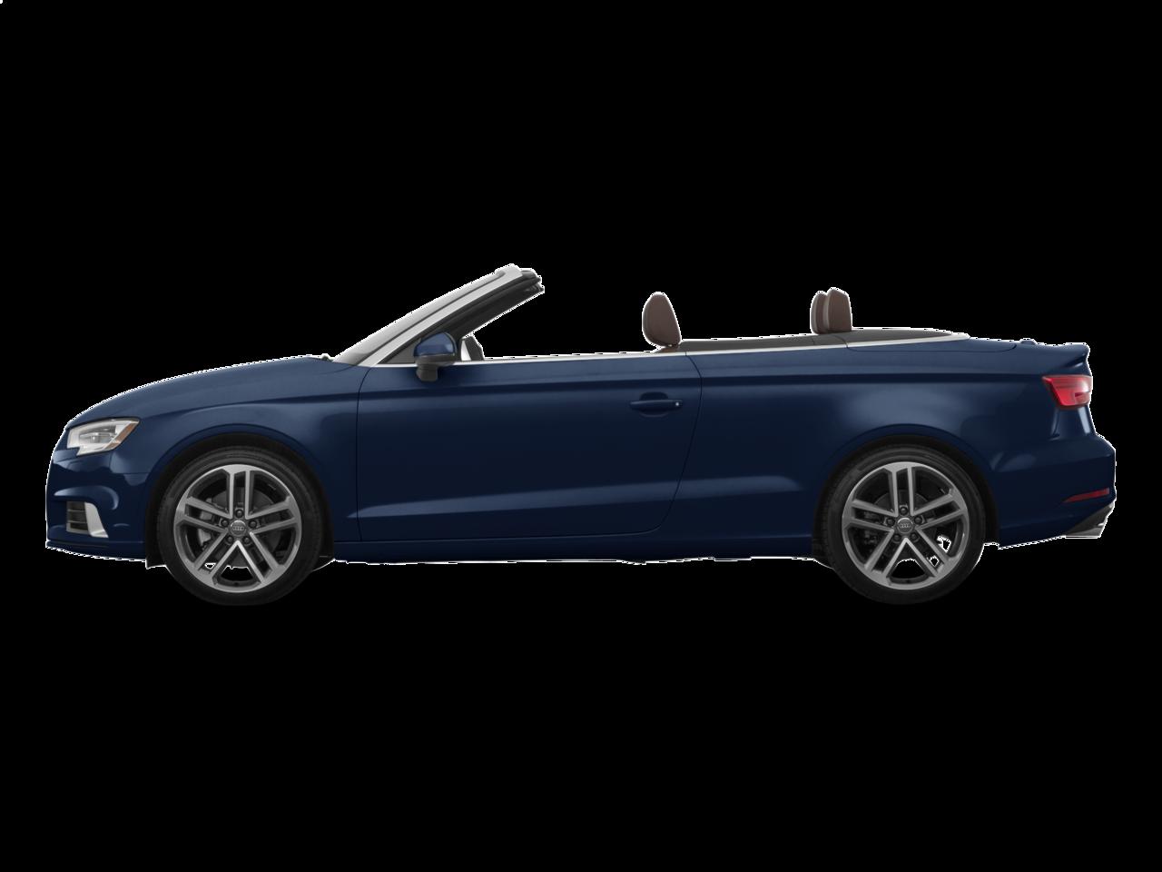 2017 Audi A3 Cabriolet 2 0 Tfsi Premium Quattro Roadster